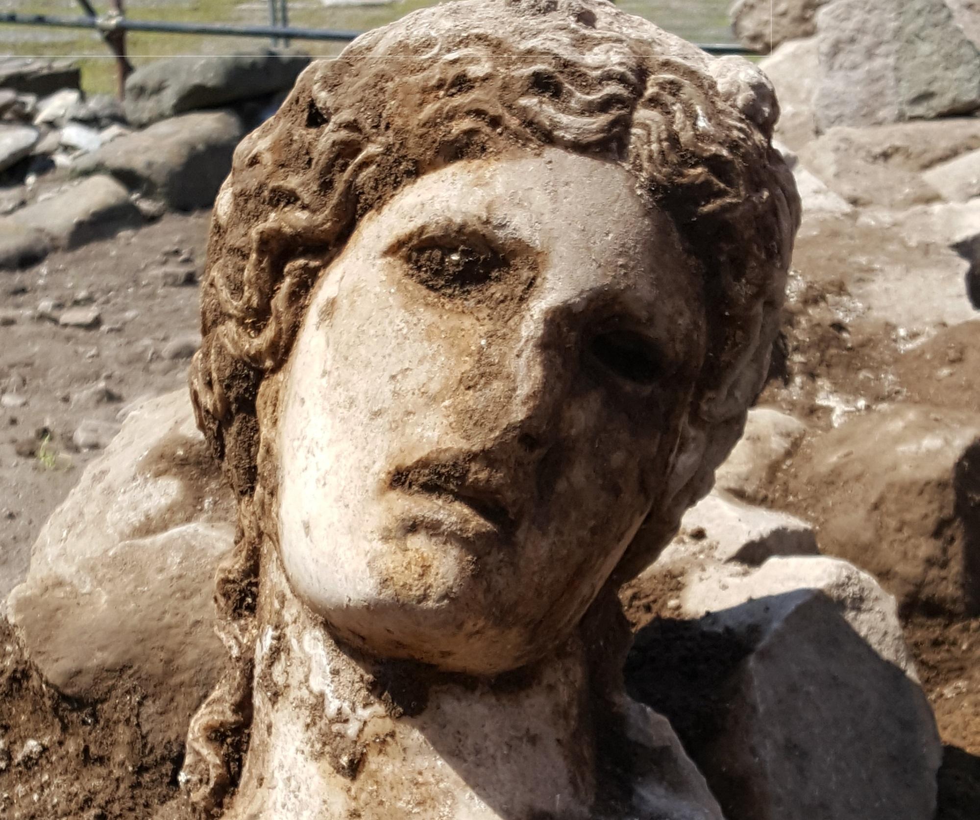 Roma eterna. Svelati al mondo gli eccezionali ritrovamenti dello scavo a via Alessandrina