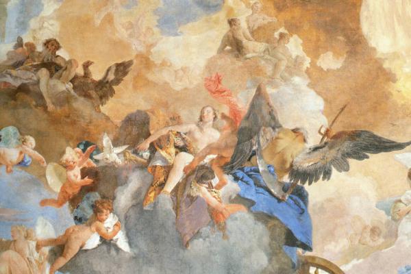 La luce di Tiepolo e l'eredità di Leonardo nel venerdì di Rai5