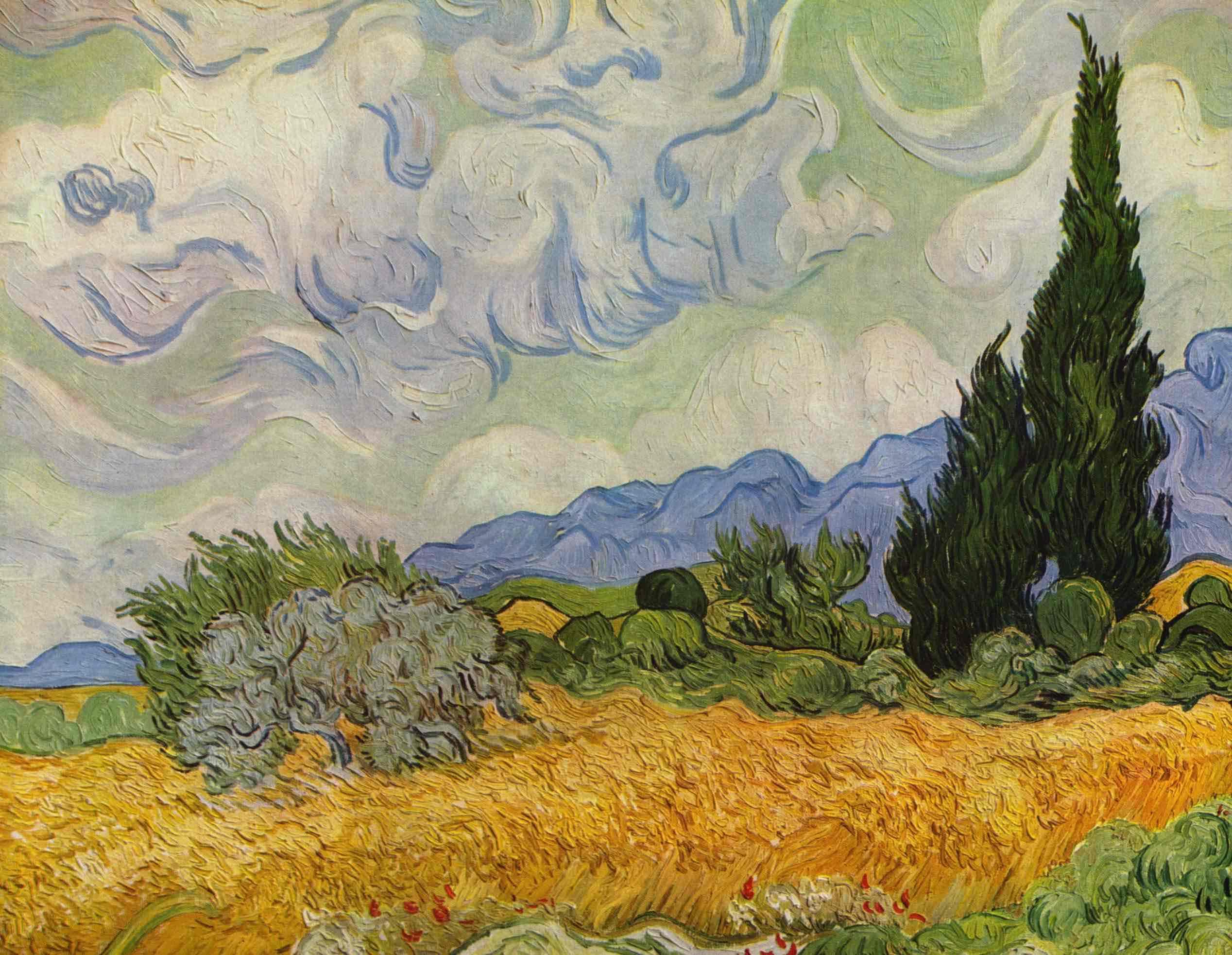 Cinque minuti di meditazione attraverso un'opera di Van Gogh