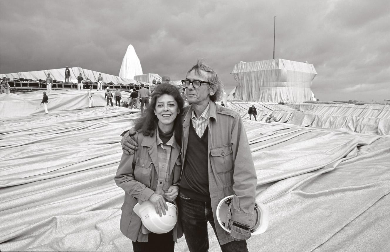 Christo e Jeanne-Claude: la collezione privata va in asta da Sotheby's