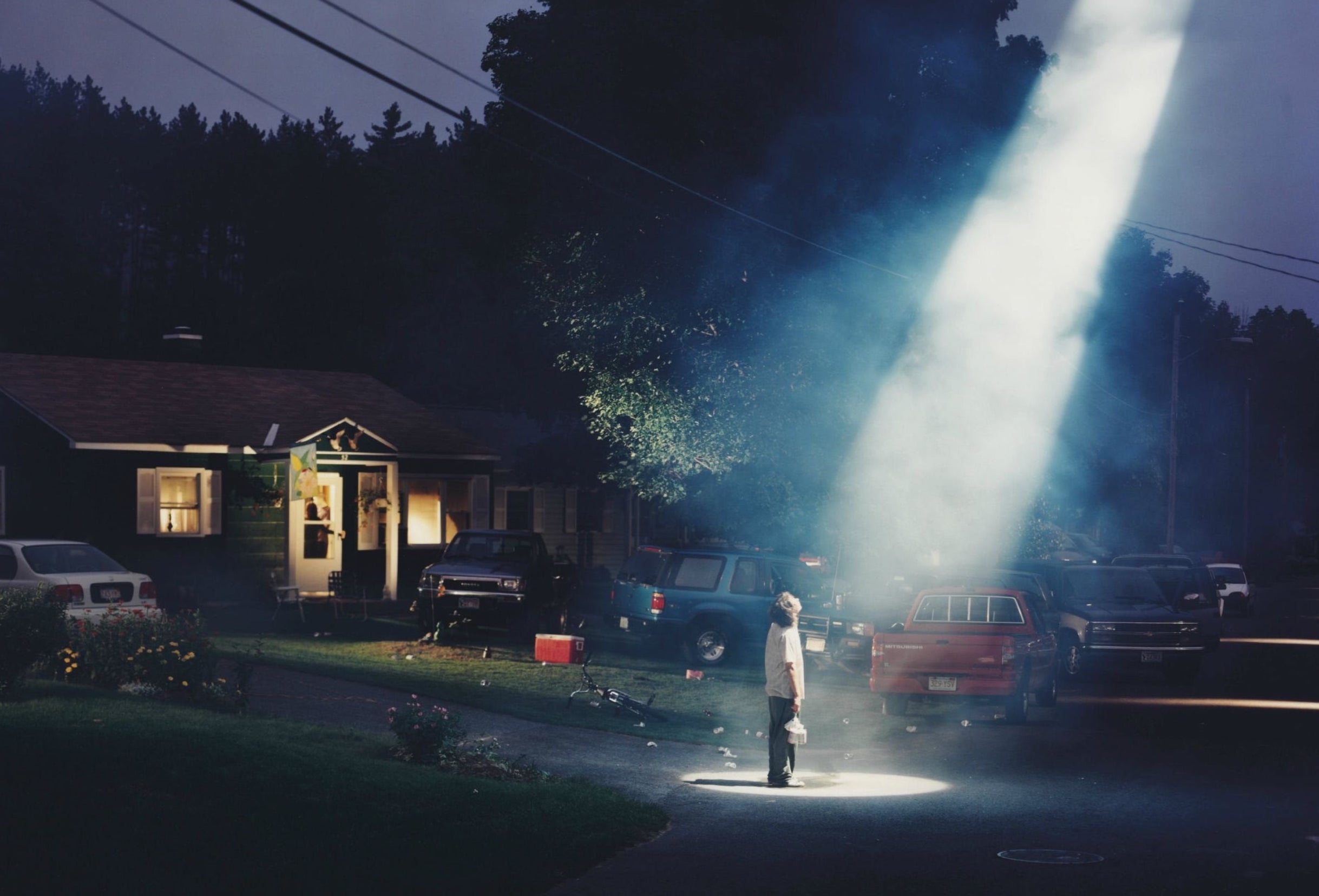 Hopperiana: una mostra raccoglie quattro fotografi ispirati dall'opera di Edward Hopper