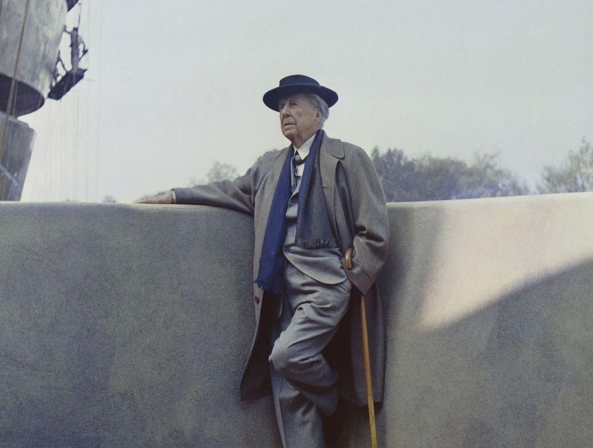 Frank Lloyd Wright: un docufilm ripercorre la storia tumultuosadel genio americano