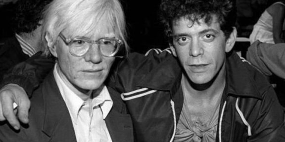 Warhol e Reed