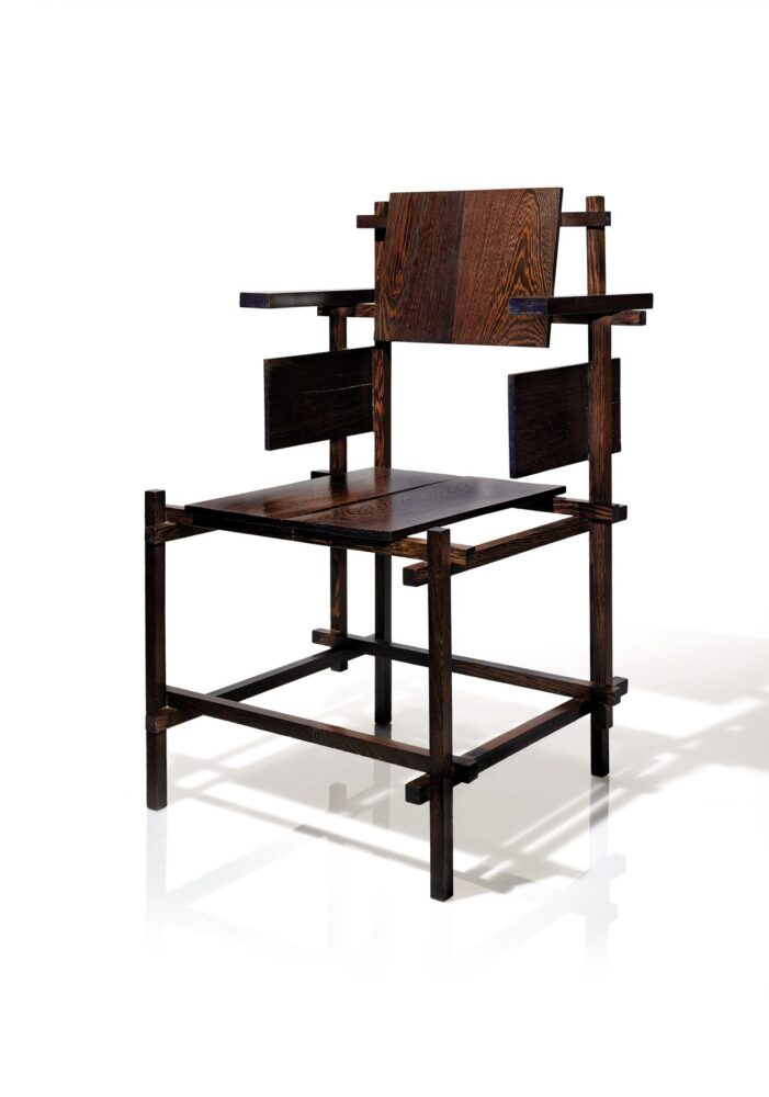 Hoge Armchair, Gerrit Rietveld @ Sotheby's
