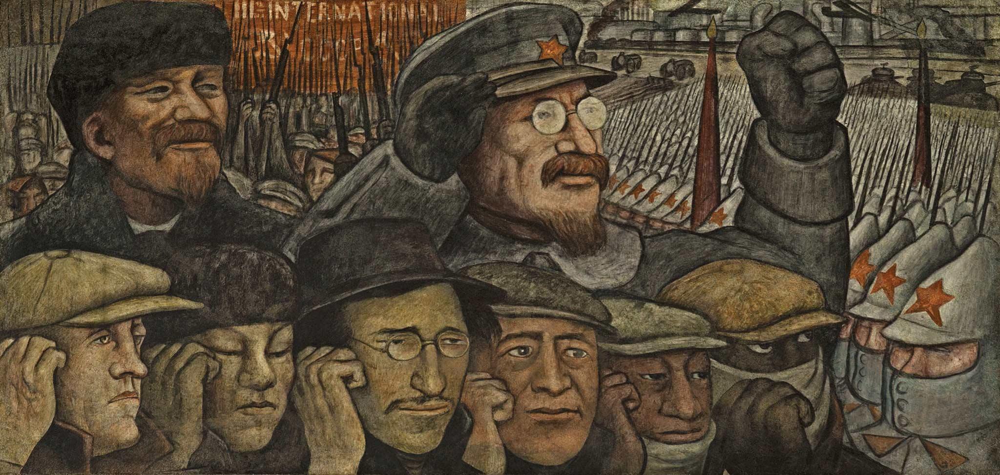 HYPERUNIONISATION: l'internazionale dei lavoratori dell'arte