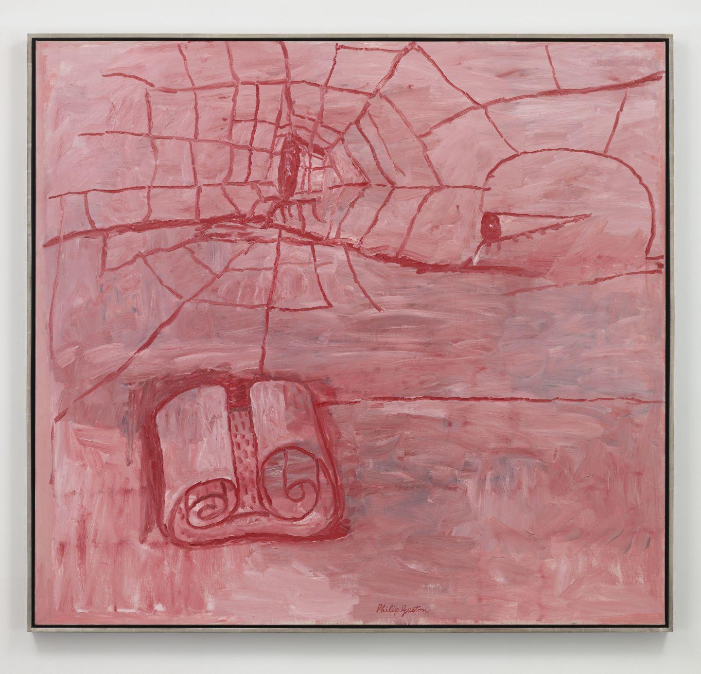 """""""Dipingere è più un impadronirsi che un rappresentare"""": Philip Guston totale da Hauser & Wirth St. Moritz. Intervista"""