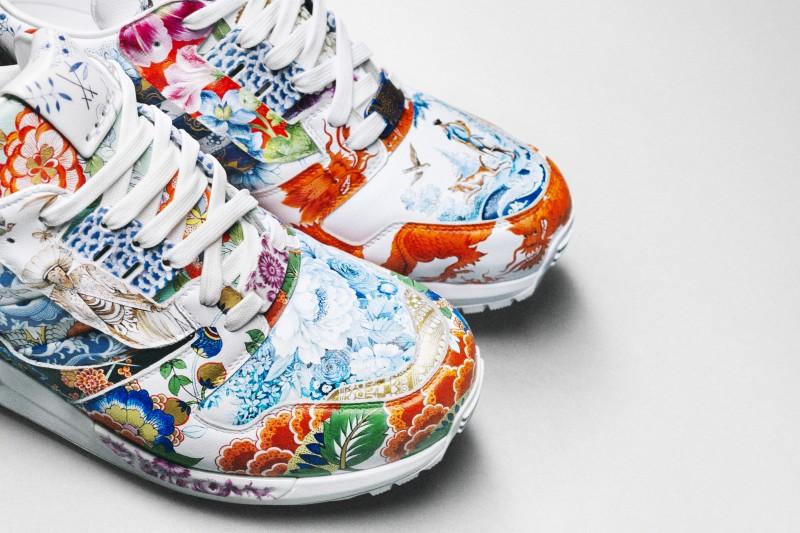 Adidas per Meissen: le sneaker da un milione di dollari in asta da Sotheby's