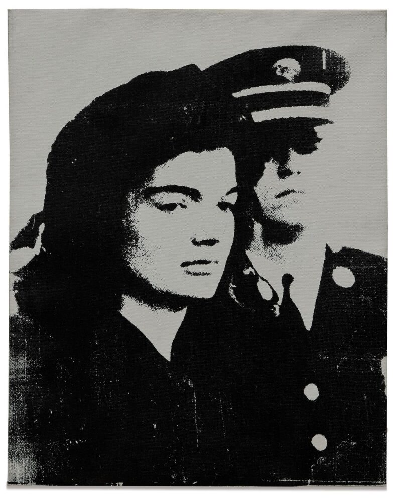 Andy Warhol, Jackie @ Sotheby's
