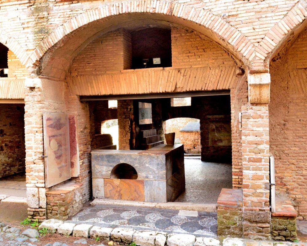 Thermopolium a Ostia