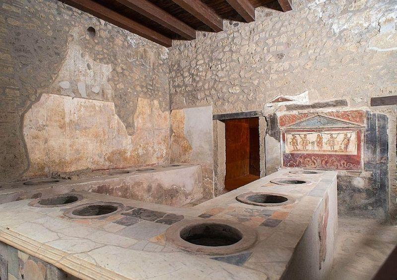 Thermopolium a Pompei