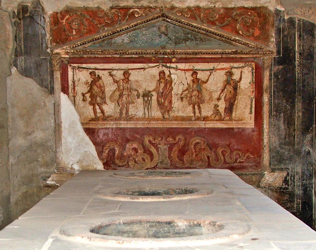 Arte, cibo, eros, giardini. Il primo podcast dedicato a Pompei, totalmente gratuito