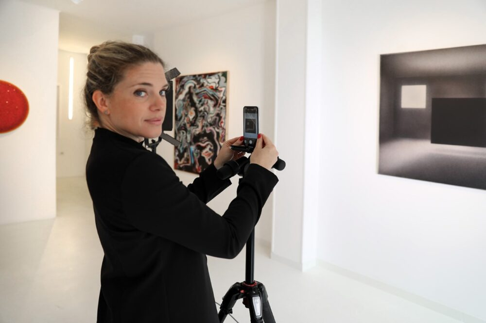 Angelica Maritan MAAB Gallery 2019