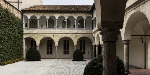 Società Umanitaria di Milano. Fotografia di Gianni Pezzani