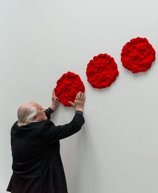 Pino Pinelli: il suo rapporto con lo spazio in un'intervista di Dep Art Gallery