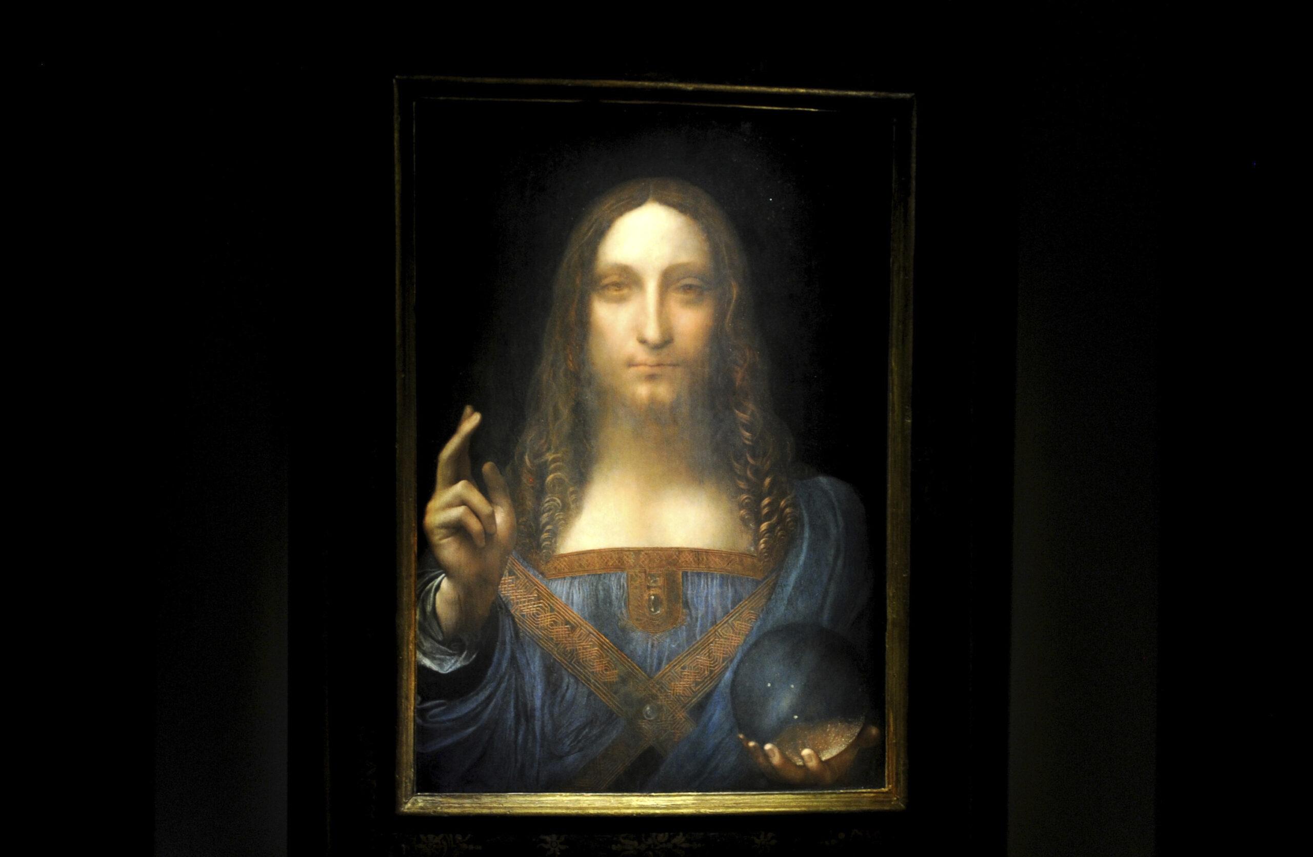 Ritrovato il Salvator Mundi leonardesco rubato a Napoli