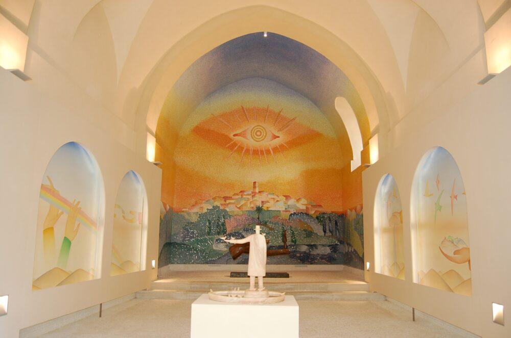 Jean-Michel Folon, Cappella di Saint-Paul-de-Vence