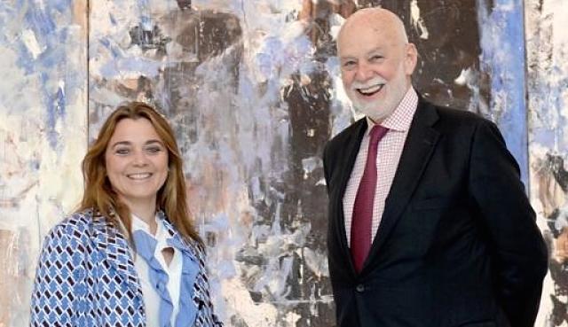 Sarà Francesca Lavazza la prossima presidente del Castello di Rivoli?