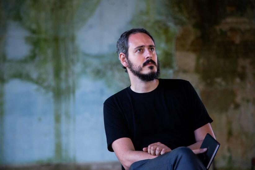 Gian Maria Tosatti - foto Severina Venckute
