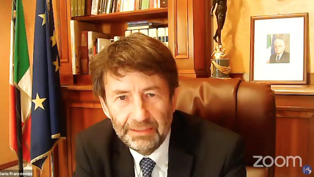 Il Ministro per i Beni Culturali Dario Franceschini proclama Procida Capitale