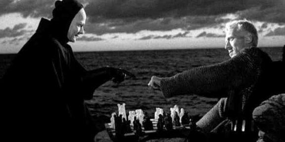 Il settimo sigillo di Ingmar Bergman, Rai3