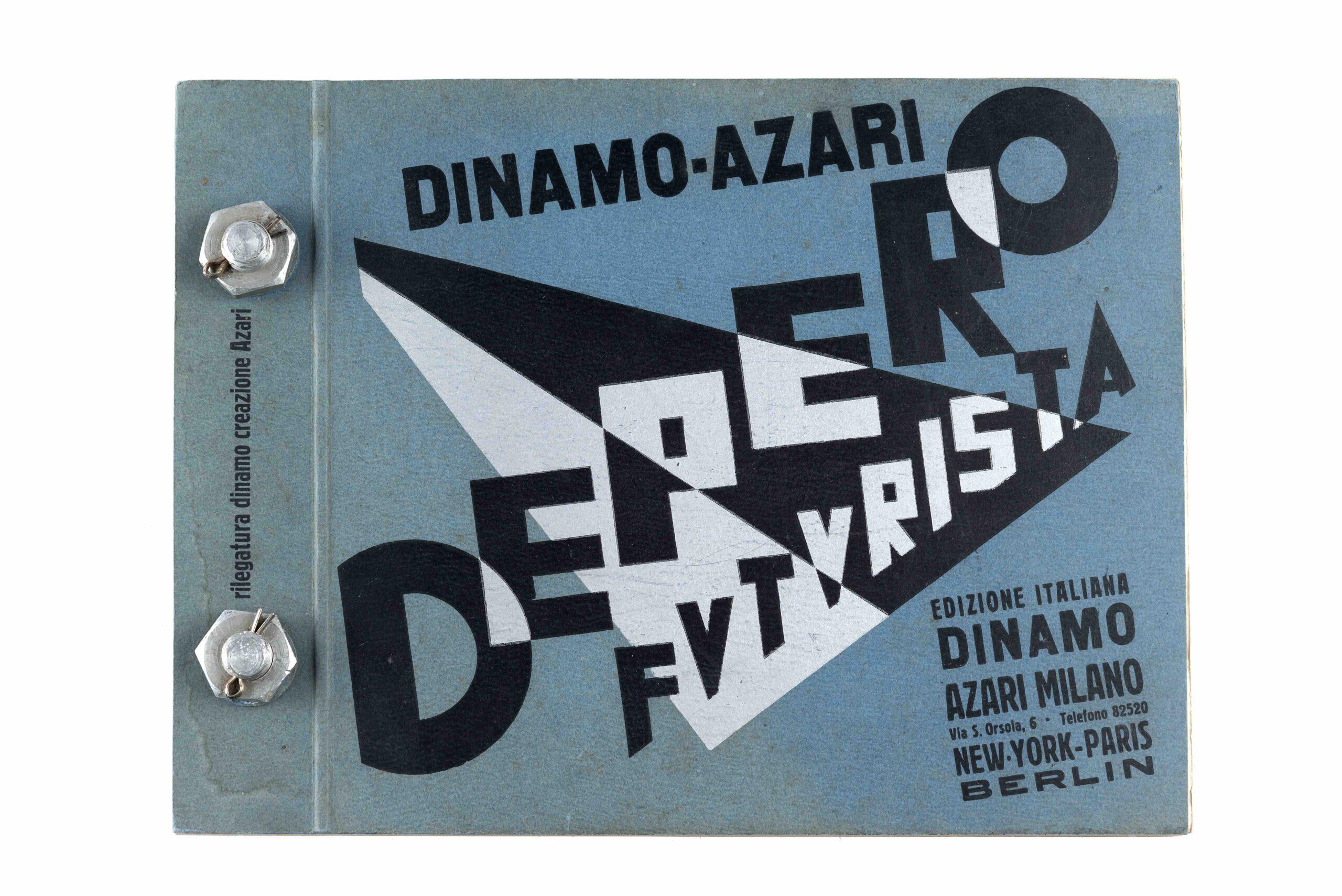 """Il """"Bullonato"""" di Depero vale oltre 18 mila euro in asta da Il Ponte"""