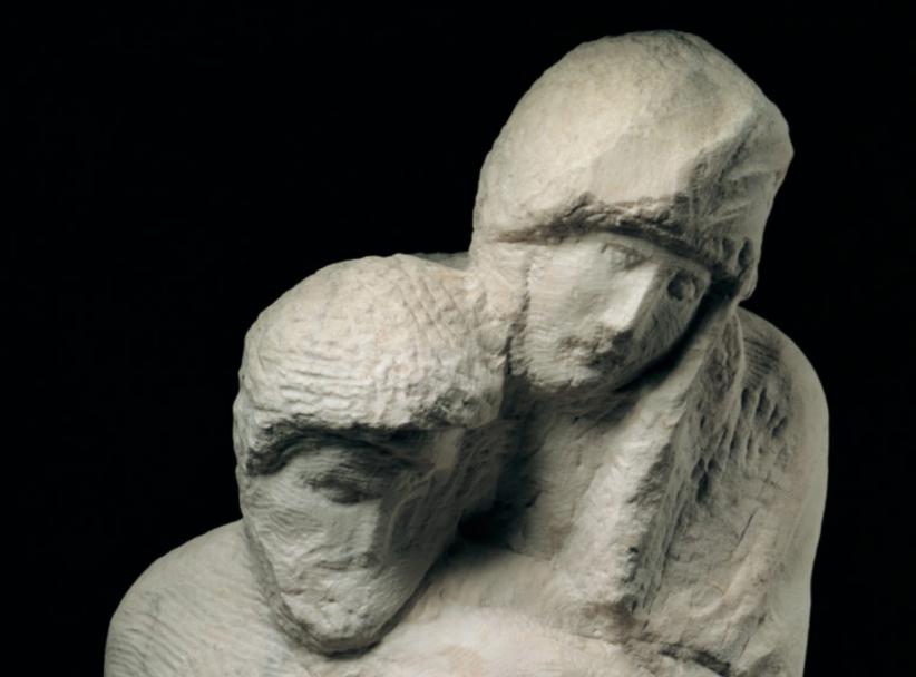 La Pietà Rondanini, di Michelangelo