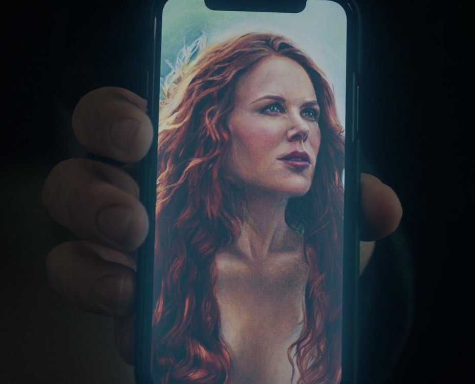 Lily Morris, ritratto di Grace Fraser (Nicole Kidman)