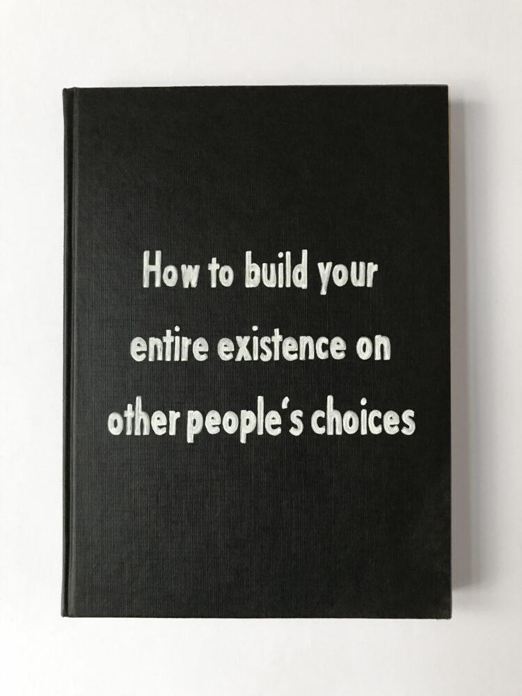 Other People's Choices, Johan Deckmann@