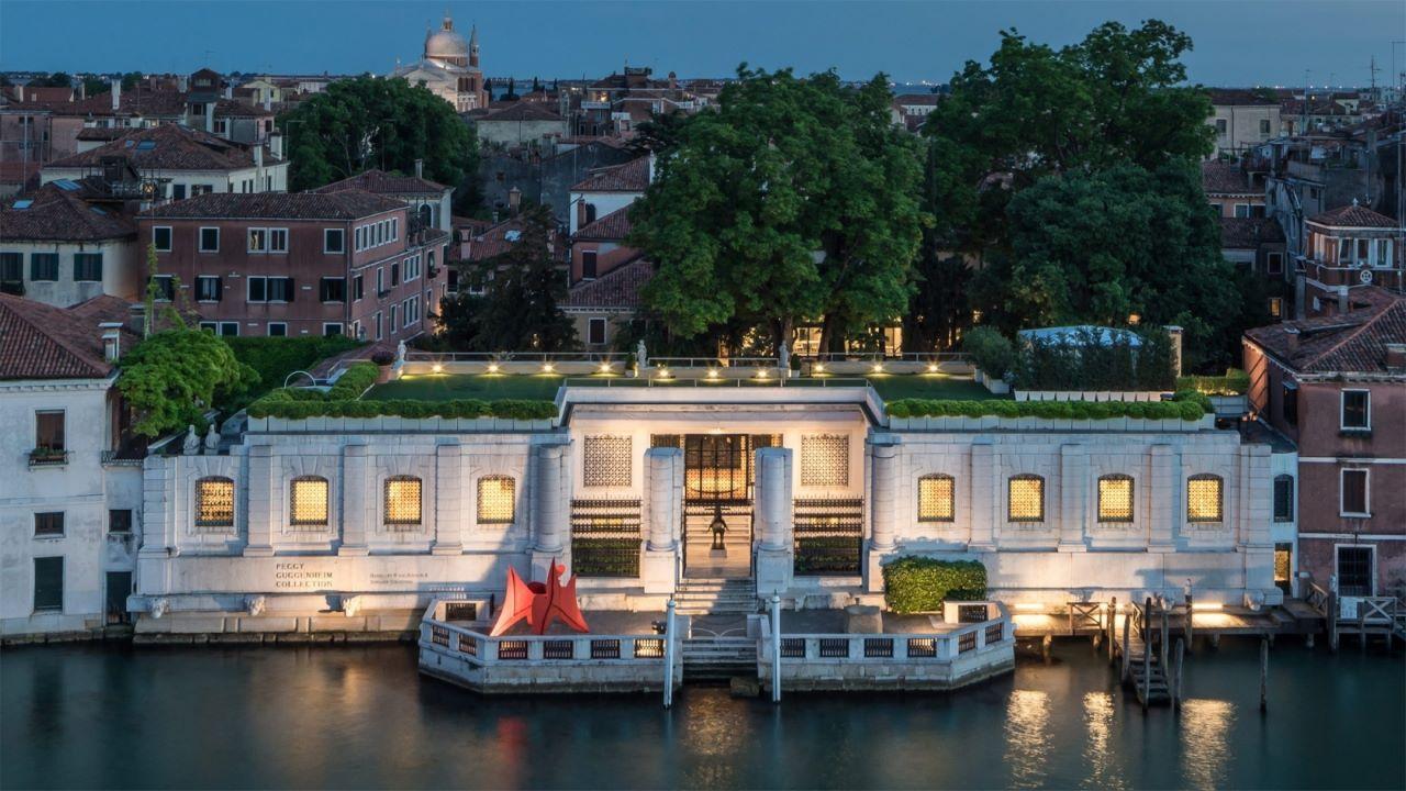 La Collezione Guggenheim di Venezia in onda su Radio Italia
