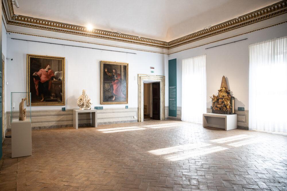 Palazzo Barberini. Foto Mostra di Alberto Novelli