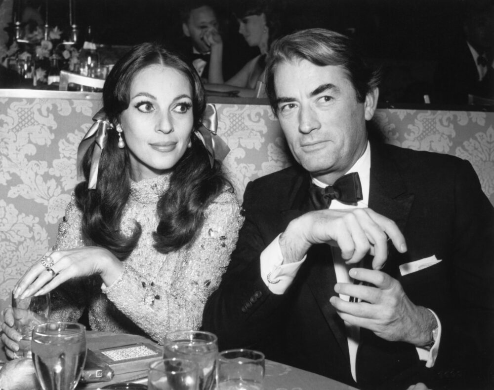 Paris to Hollywood - The Fashion and Influence of Véronique and Gregory Peck