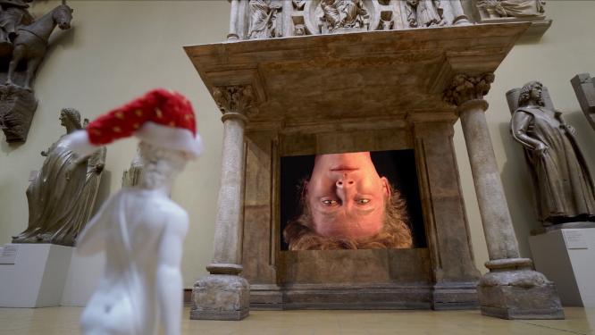 Quantum Vacuum. La Video Art di Giuliana Cunèaz al Museo Puskhin di Mosca