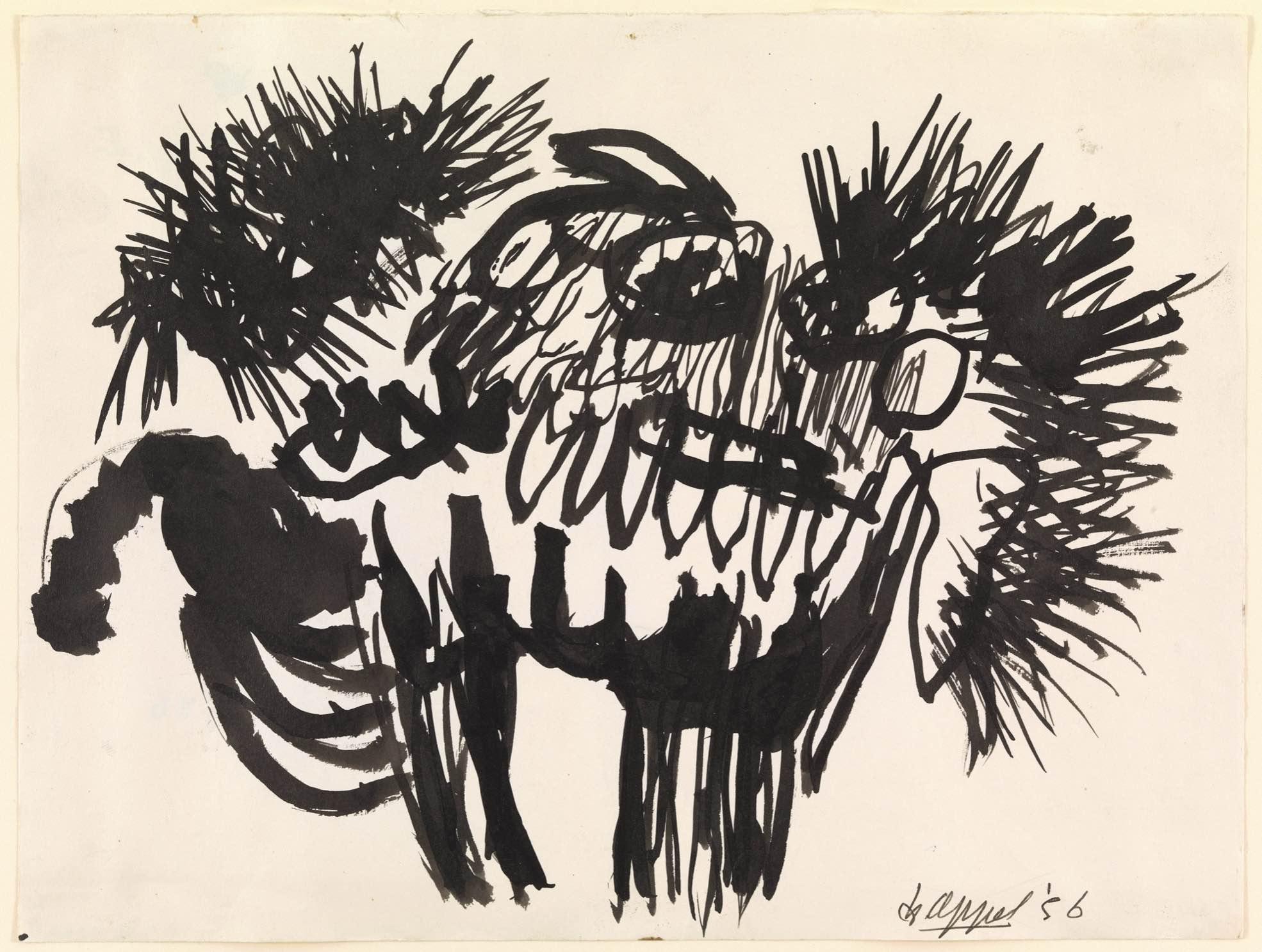 La potenza del disegno, da Pollock a Yayoi Kusama. Il video della mostra al MoMA