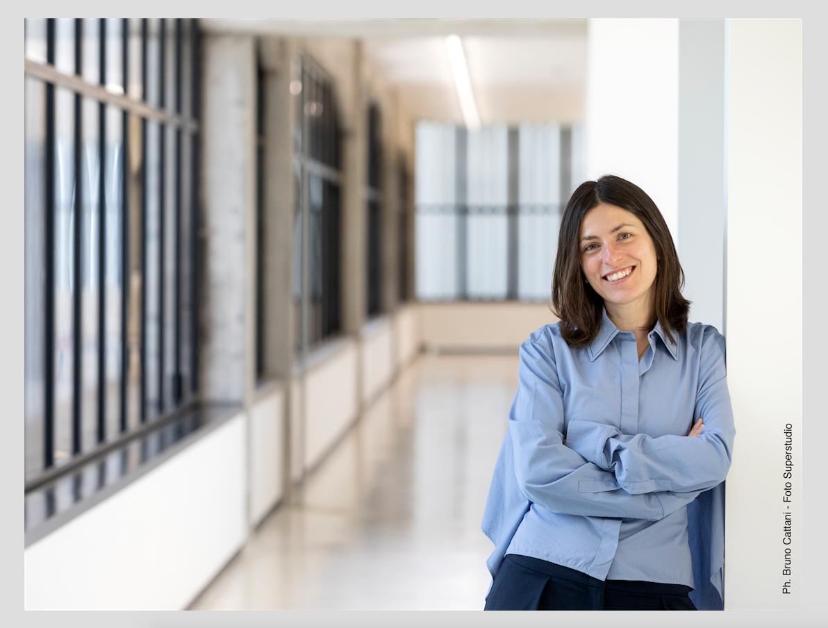 Sara Piccinini nuova direttrice della Collezione Maramotti di Reggio Emilia