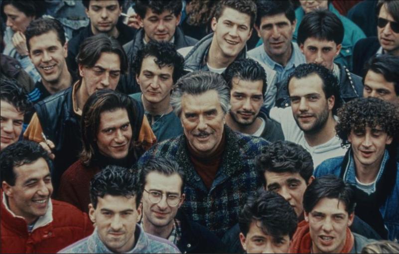 Sanpa, il documentario Netflix sulla nascita di San Patrignano