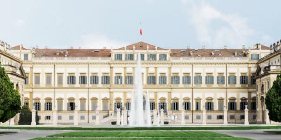 La Villa Reale di Monza