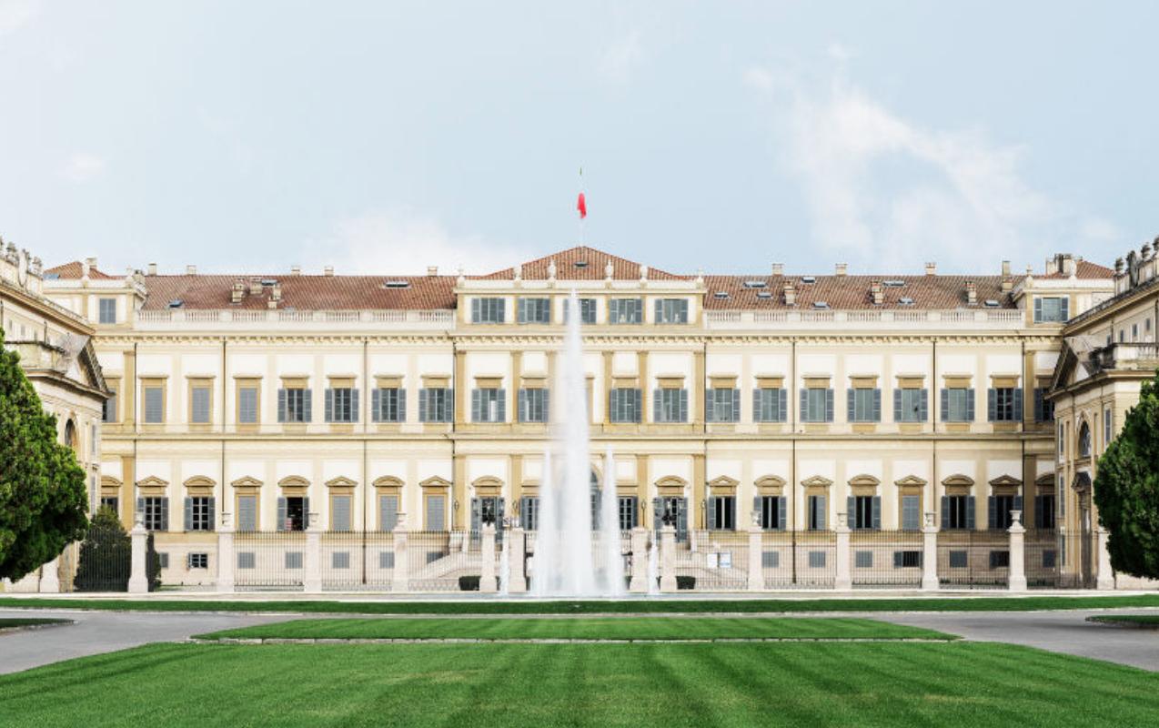 Declino italiano. Chiude la Villa Reale di Monza