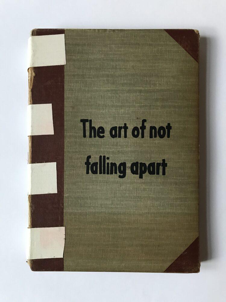 The Art of Not Falling Apart, Johan Deckmann @ G/ART/EN