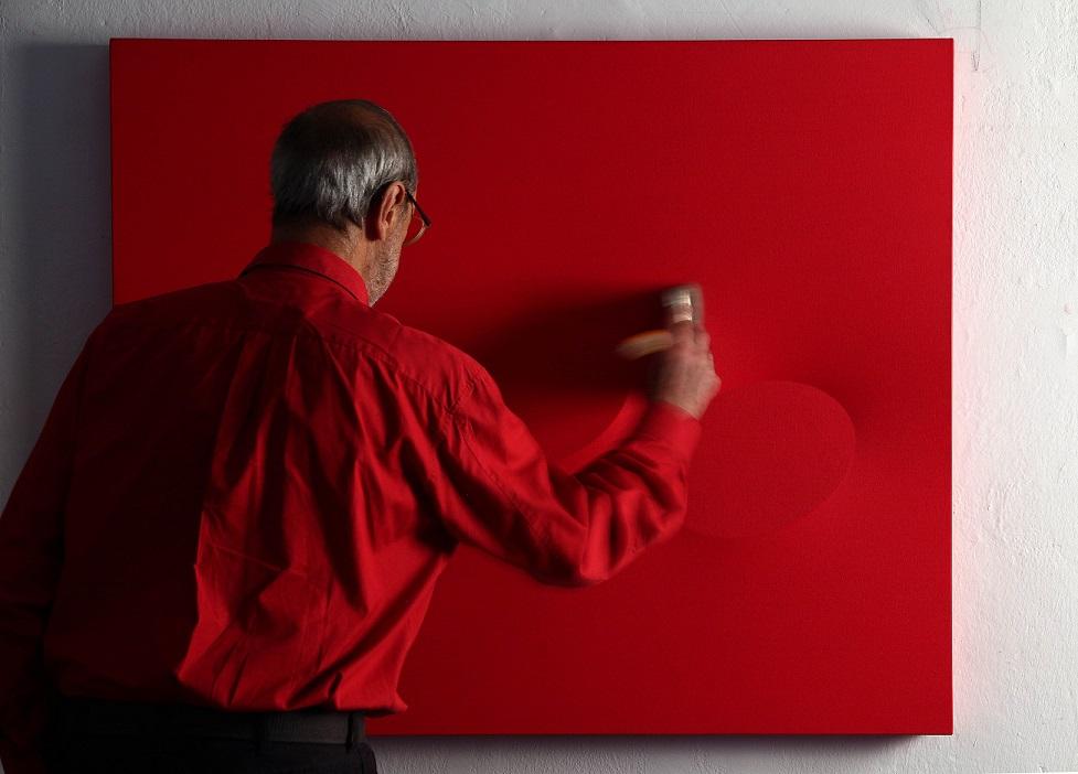 Turi Simeti si racconta in un'intervista inedita di Dep Art Gallery