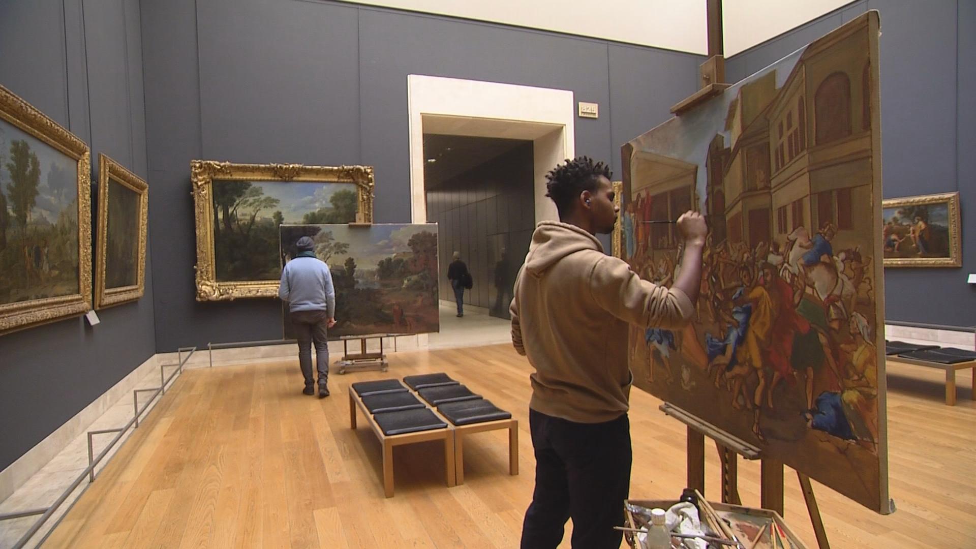 Art Night: dietro le quinte del Louvre con Rai5 (e lo spettacolo del Museo d'Orsay)