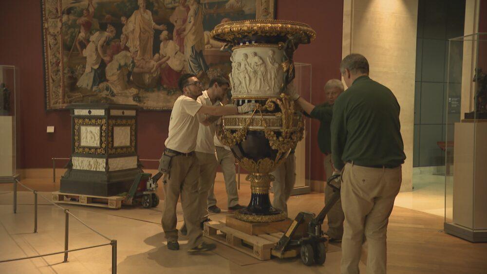 Un martedì al Louvre, Art Night, Rai5