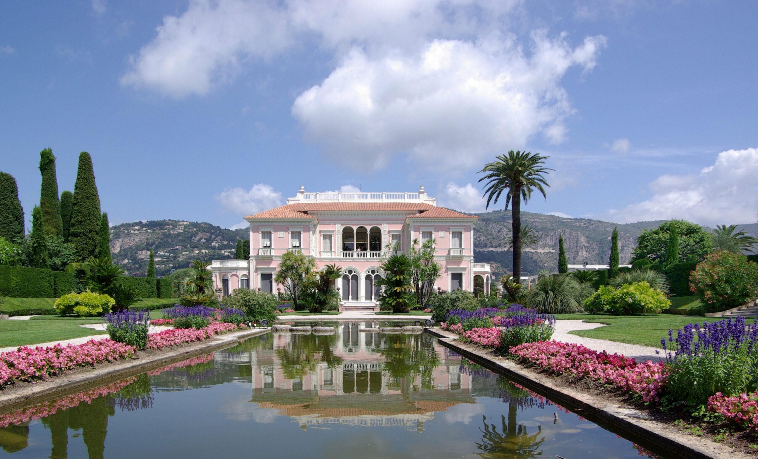 Villa Ephrussi de Rothschild: l'arte del '700 in una residenza Belle-Epoque