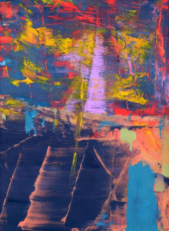 Paolo Manazza, il non dipinto che è pittura in Oltre la Forma, a Milano