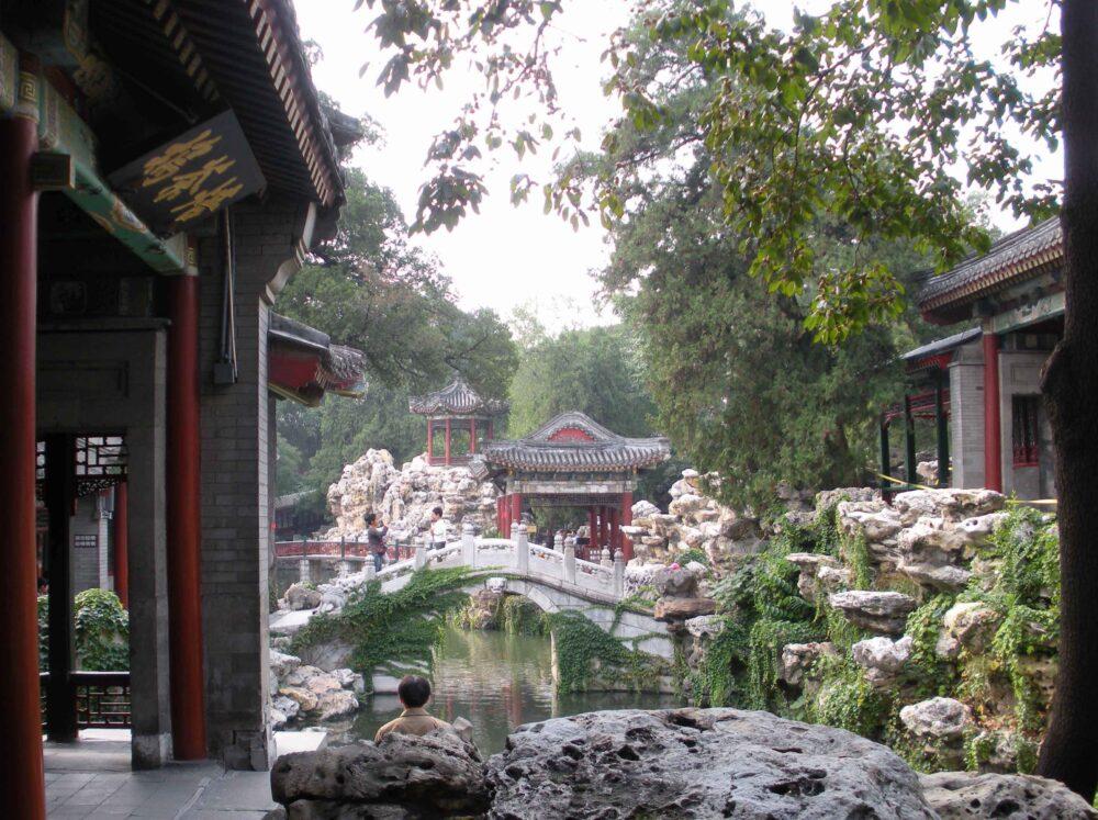 Qianlong Garden, nella Città Proibita di Pechino