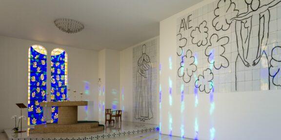 Henri Matisse, Chapelle du Saint-Marie du Rosaire, Vence