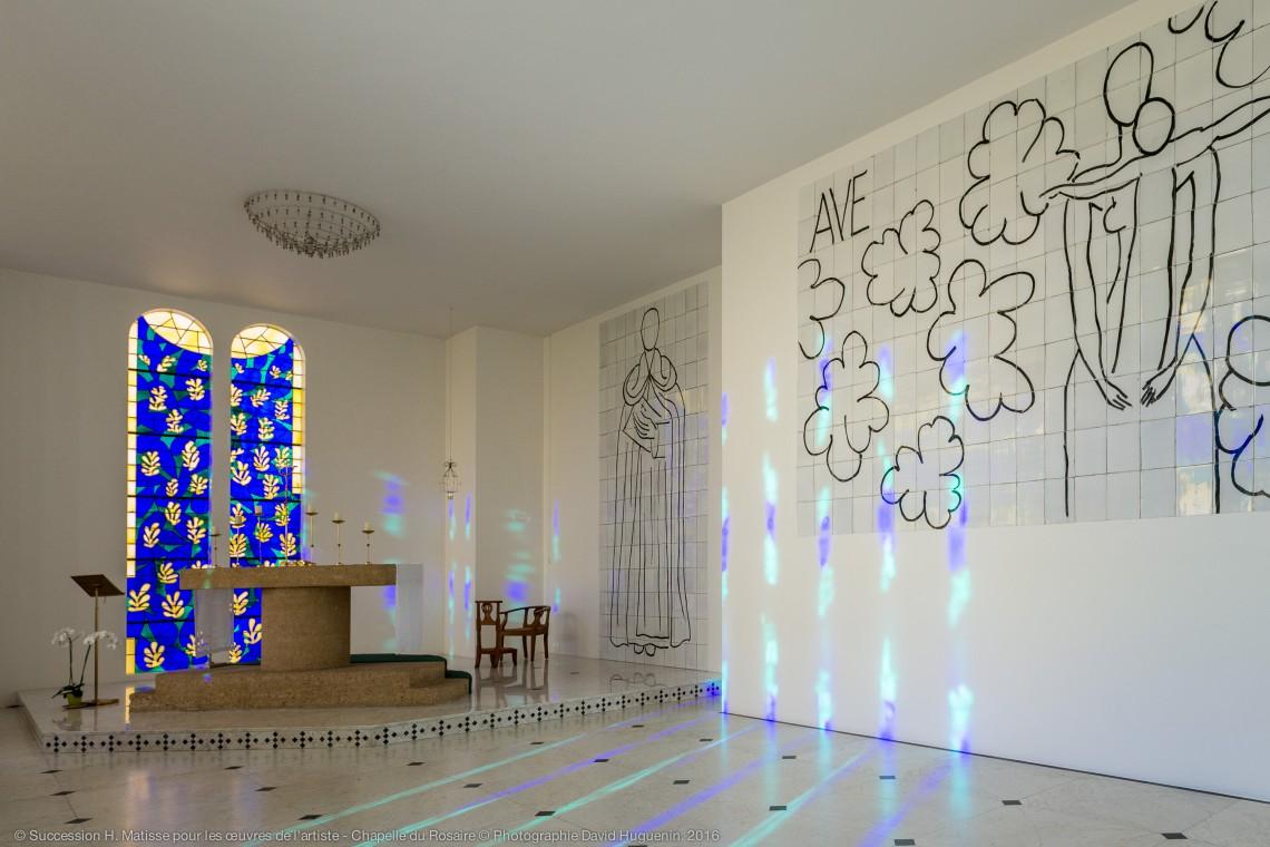 Da Picasso a Matisse: quattro cappelle d'artista in Costa Azzurra