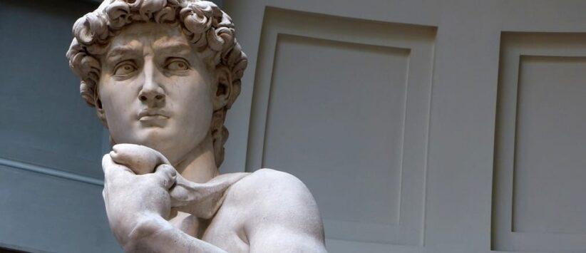 Michelangelo Buonarroti, David, 1501-1504