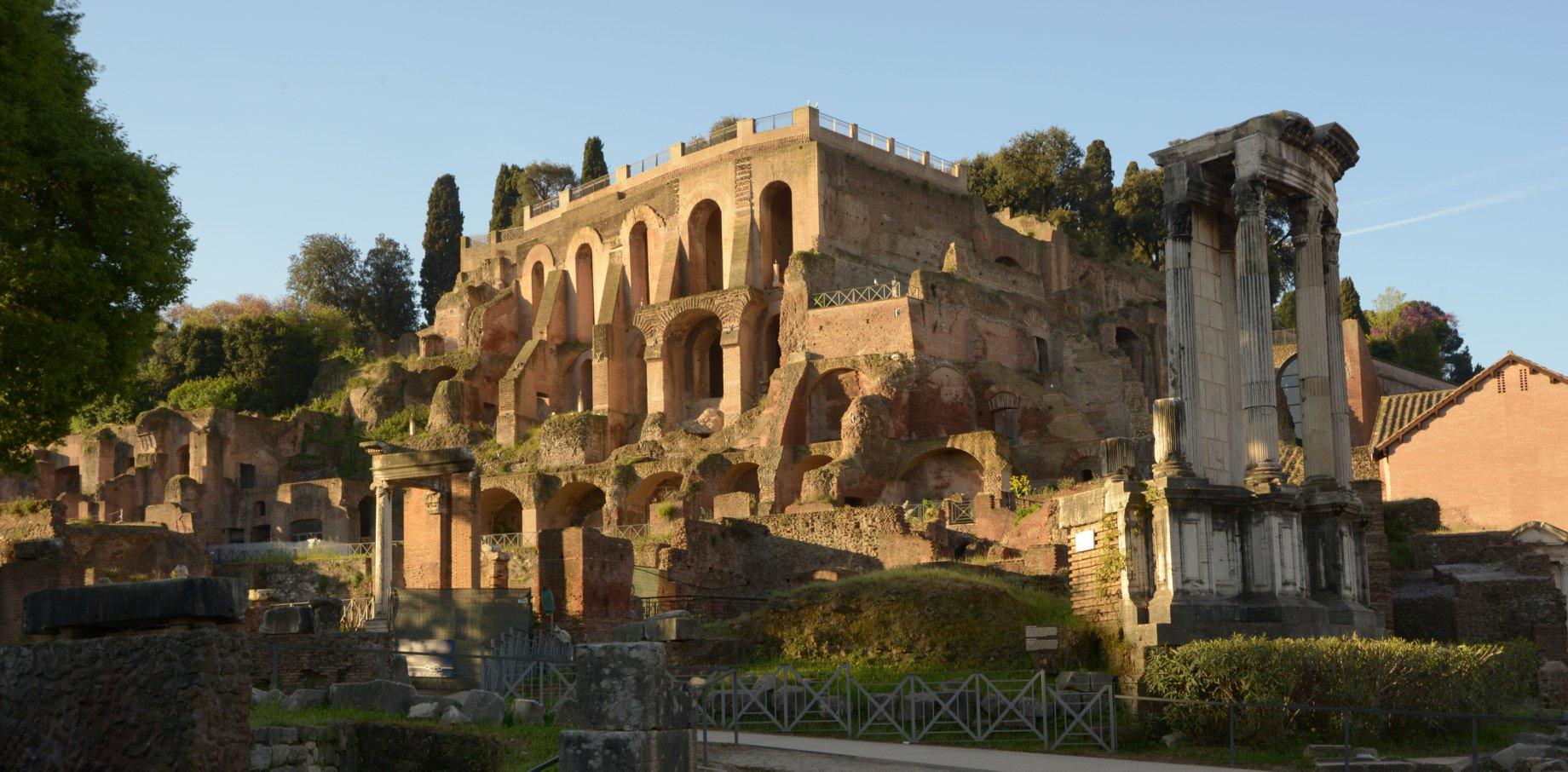 Meraviglie romane. Dopo 40 anni torna visitabile la Domus Tiberiana
