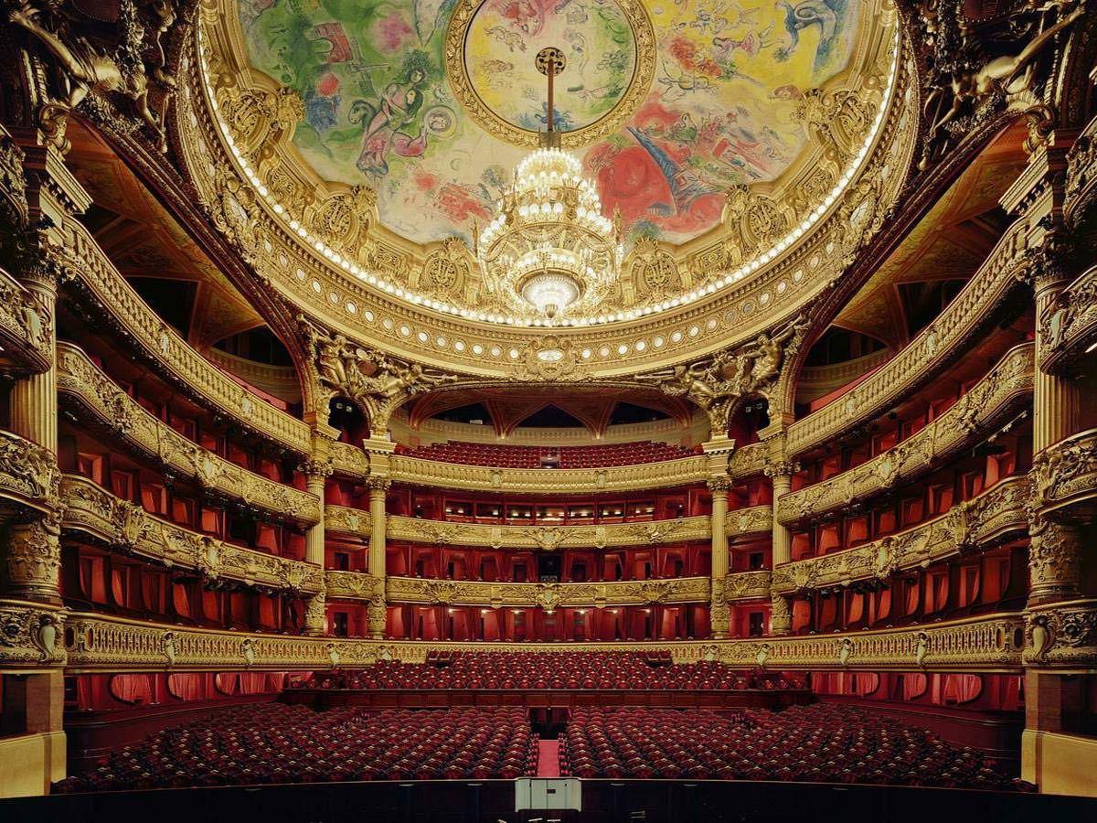 Opéra Garnier, Parigi: un documentario svela i segreti della meraviglia imperiale