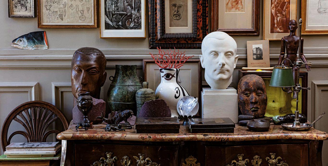 L'eclettica collezione di Pierre Le Tan in asta a marzo da Sotheby's